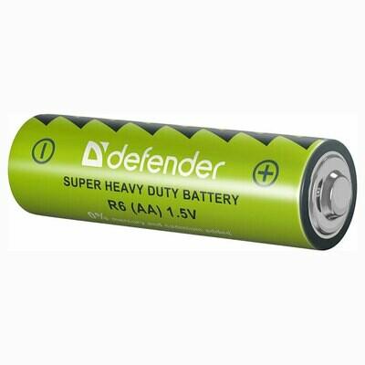 Батарейка DEFENDER AA