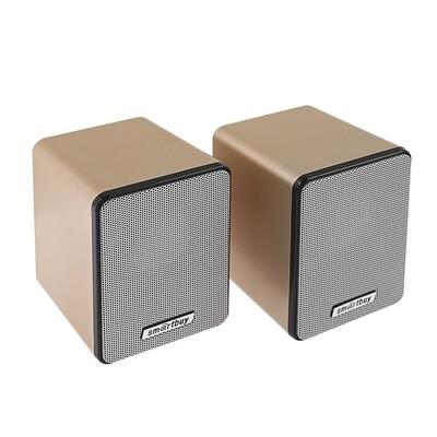 Компьютерные колонки 2.0 Smartbuy ROCKY SBA-3200, 2х3Вт, USB, бежевые