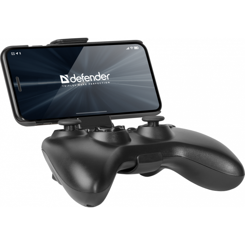 Беспроводной геймпад Defender X7 USB,Bluetooth,Android,Li-Ion
