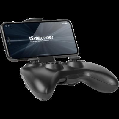 Беспроводной геймпад Defender X7 USB,Bluetooth,Android,Li-Ion