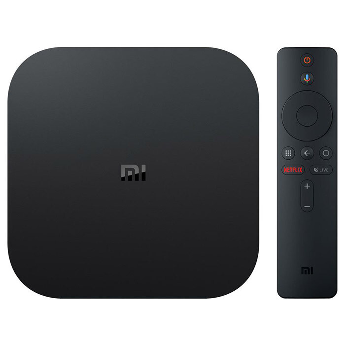ТВ-ПРИСТАВКА XIAOMI MI TV BOX S International Version