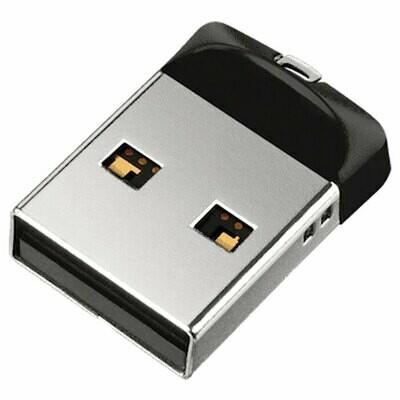 Флэшка SANDISK Cruzer Fit 32GB (SDCZ33-032G-G35)