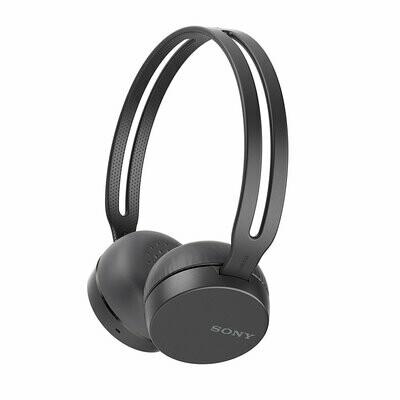 Bluetooth гарнитура Sony WH-CH400 черный