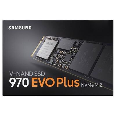 SSD SAMSUNG 970 EVO Plus 500GB M.2 NVMe (MZ-V7S500BW)