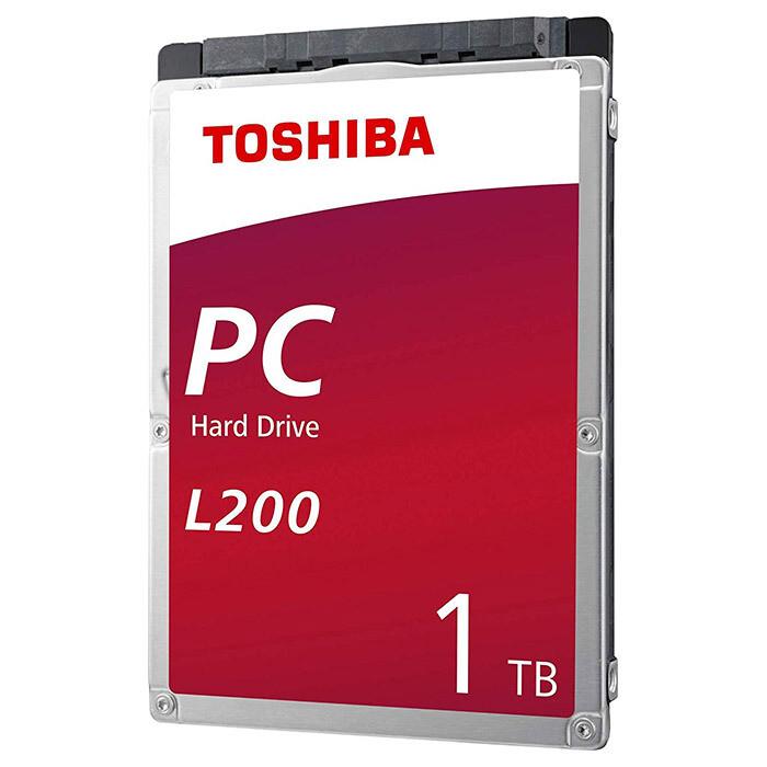 "Жёсткий диск 2.5"" TOSHIBA L200 1TB SATA/128MB (HDWL110UZSVA)"