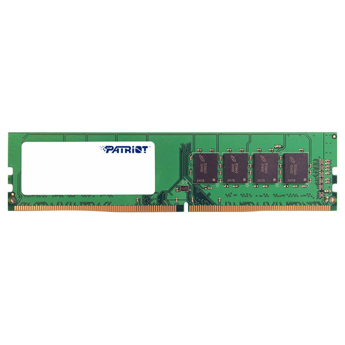 Модуль памяти PATRIOT Signature Line DDR4 2666MHz 4GB (PSD44G266681)
