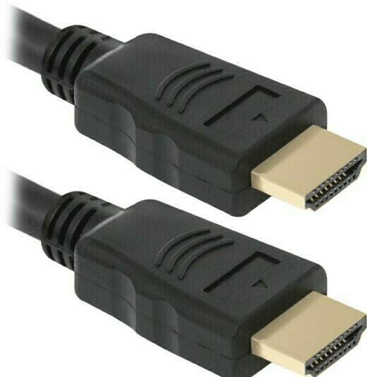 Цифровой кабель Defender HDMI-03 HDMI M-M, ver 1.4, 1.0 м
