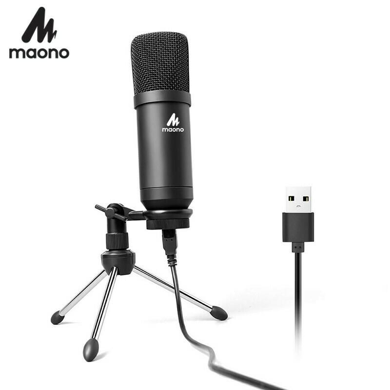 Микрофон Maono AU-A04TR
