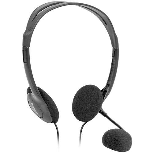 Компьютерная гарнитура Defender Aura 102 черный, кабель 1,8 м