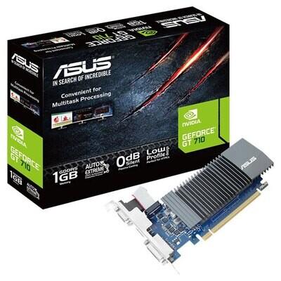 Видеокарта ASUS GeForce GT 710 1GB (GT710-SL-1GD5)
