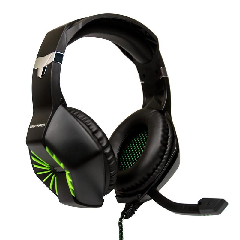 Игровая гарнитура Dialog HGK-28L Green