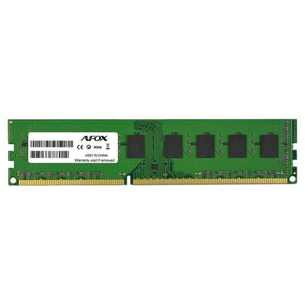 Модуль памяти AFOX DDR3 1600MHz 8GB