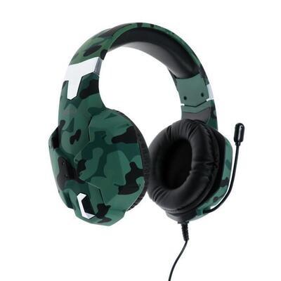 Наушники Ritmix RH-566M Gaming, камуфляж