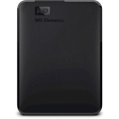 Портативный жёсткий диск WD Elements Portable 1TB USB3.0