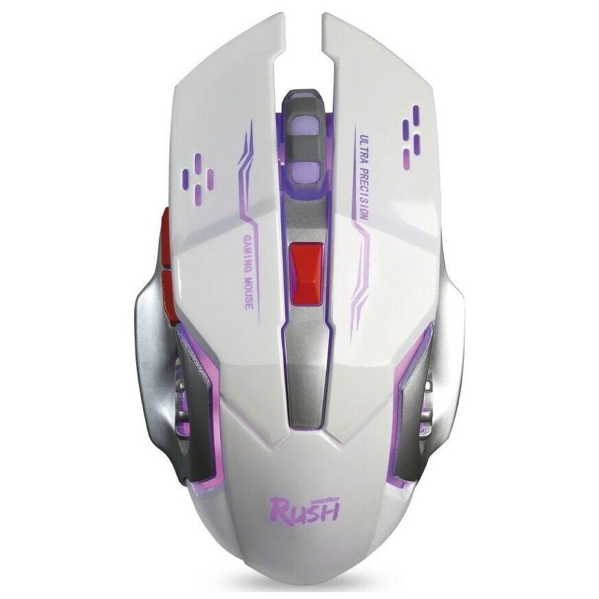 Мышь проводная Smartbuy RUSH Avatar [SBM-724G-W] белый
