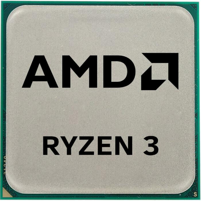 Процессор AMD Ryzen 3 4300GE w/Wraith Stealth 3.5GHz AM4 Tray