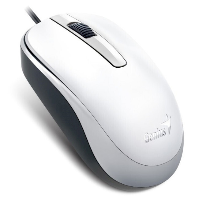 Мышь GENIUS DX-120 Elegant White
