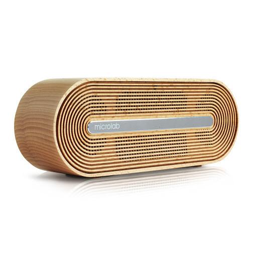 Портативная аудиосистема Microlab T961BT бежевый
