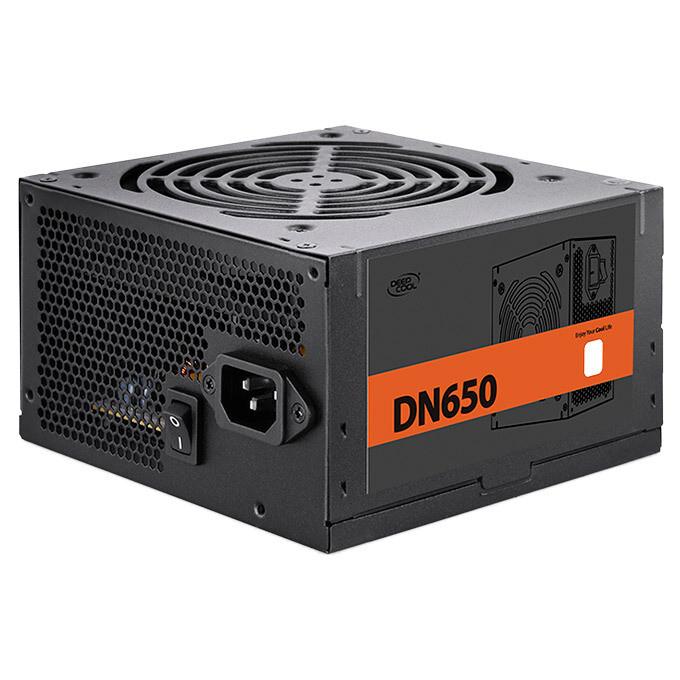 Блок питания 650W DEEPCOOL DN650 (GP-BZ-DN650)