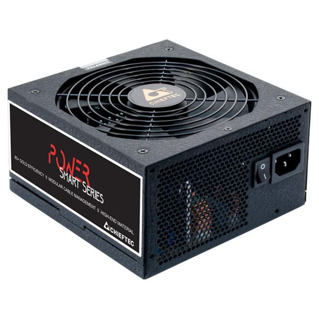Блок питания Chieftec Power Smart Series 650W [GPS-650C]