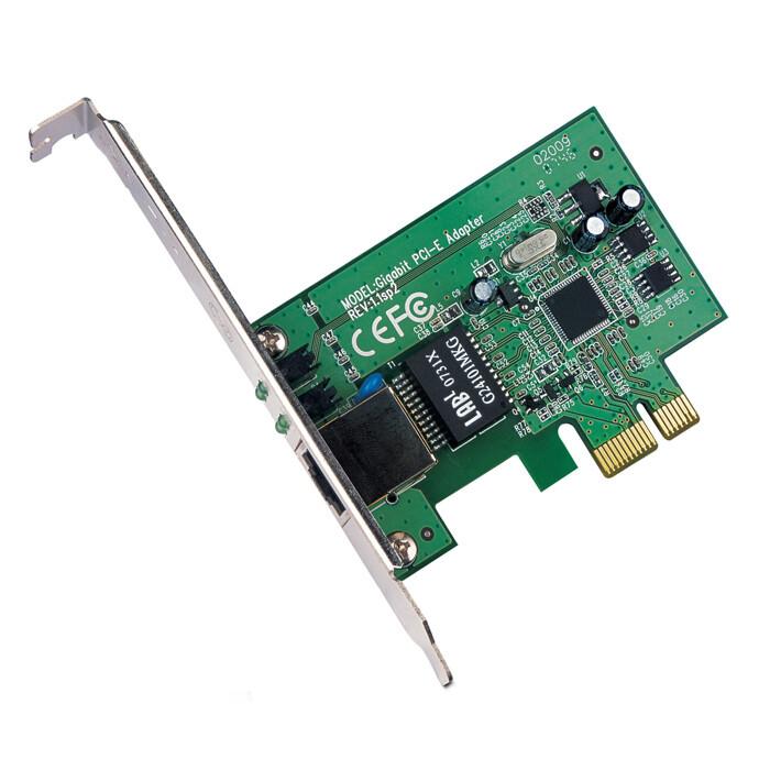 Сетевая карта TP-LINK TG-3468 PCIe