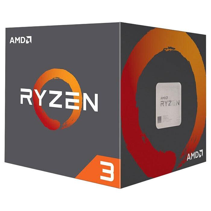 Процессор AMD Ryzen 3 1200 AF 3.1GHz AM4 (YD1200BBAFBOX)