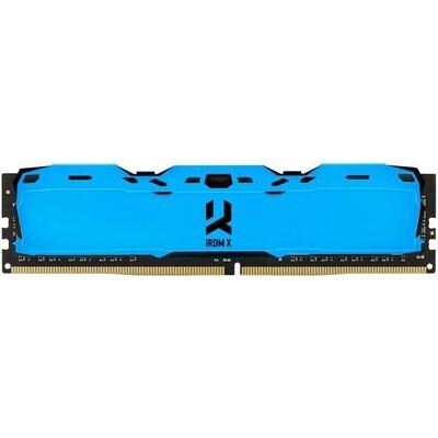Модуль памяти GOODRAM IRDM X Blue DDR4 3200MHz 8GB (IR-XB3200D464L16SA/8G)