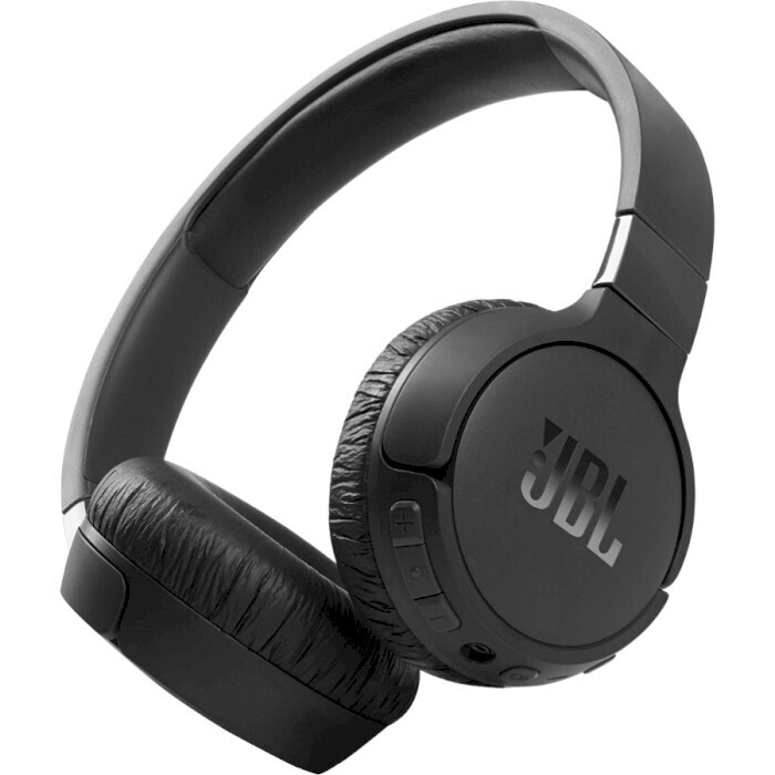 Наушники JBL Tune 660NC Black