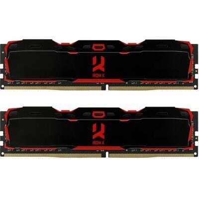 Модуль памяти Goodram DDR4-3200 16384MB PC4-25600 (Kit of 2x8192) IRDM X