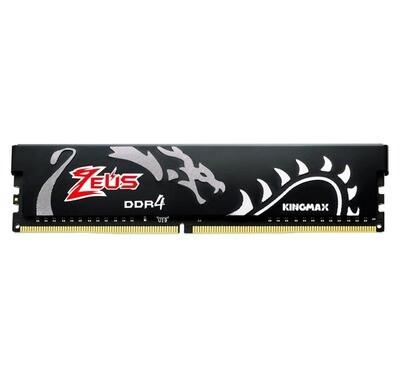 Модуль памяти Kingmax Zeus Dragon KM-LD4A-3200-08GSHB16 DDR4 - 8ГБ 3200, DIMM, Ret