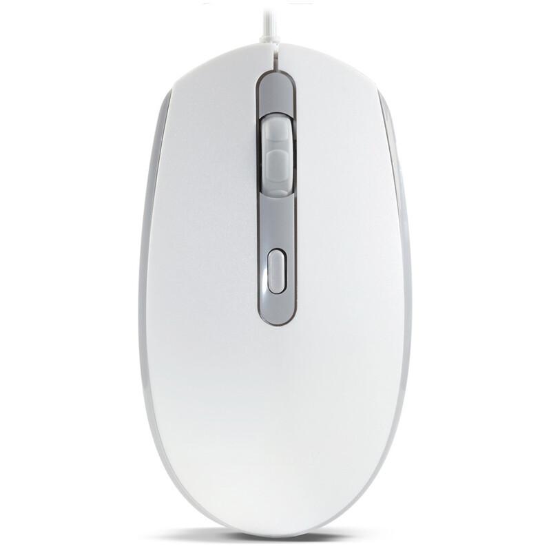 Мышь проводная Smartbuy ONE 280-W белая