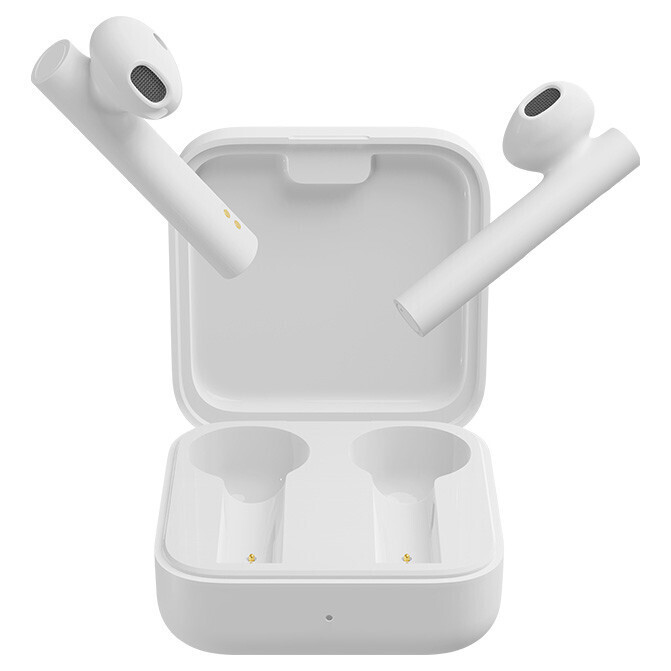 Наушники Xiaomi Mi AirDots 2 SE White