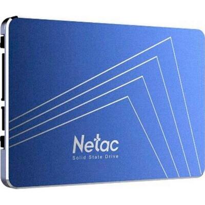 """SSD NETAC N600S 256GB 2.5"""" SATA (NT01N600S-256G-S3X)"""
