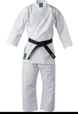 Middleweight White Karate Uniform