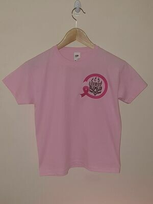 Pink Cancer Awareness Tshirt