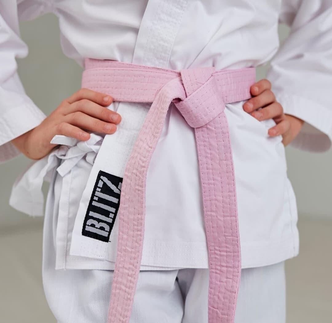Cancer Awareness Pink Belt