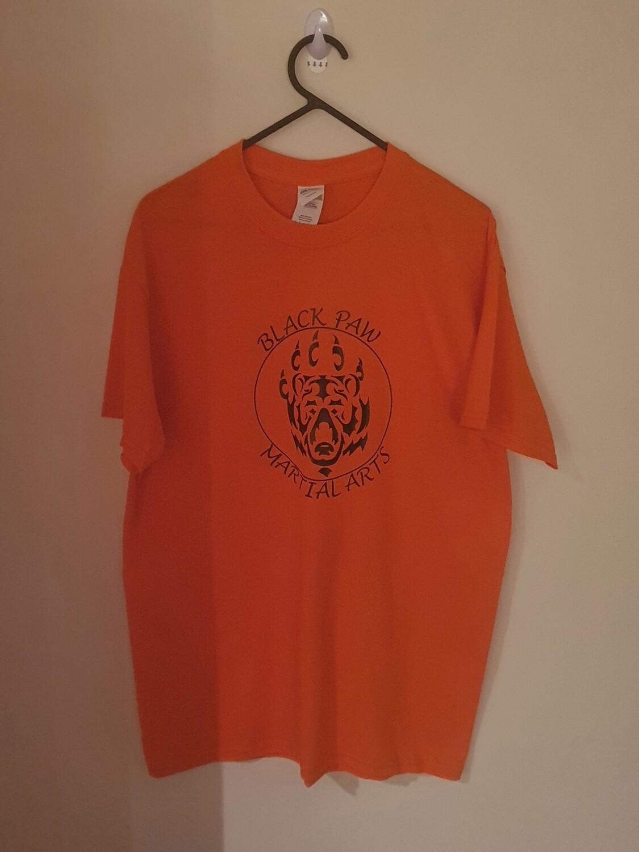 Orange BPMA Tshirt (Limited Sizes)