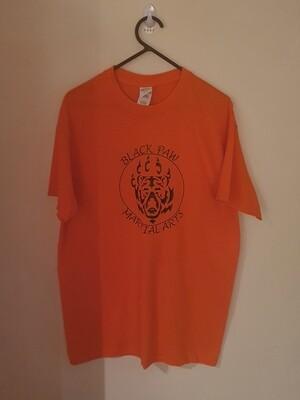 Orange BPMA Tshirt (Medium Adult)