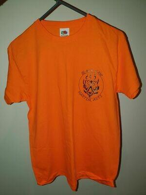 Old Style Combat Gi Tshirt (Child 7-8)