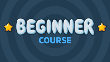 Beginners Course - Starting 2nd February
