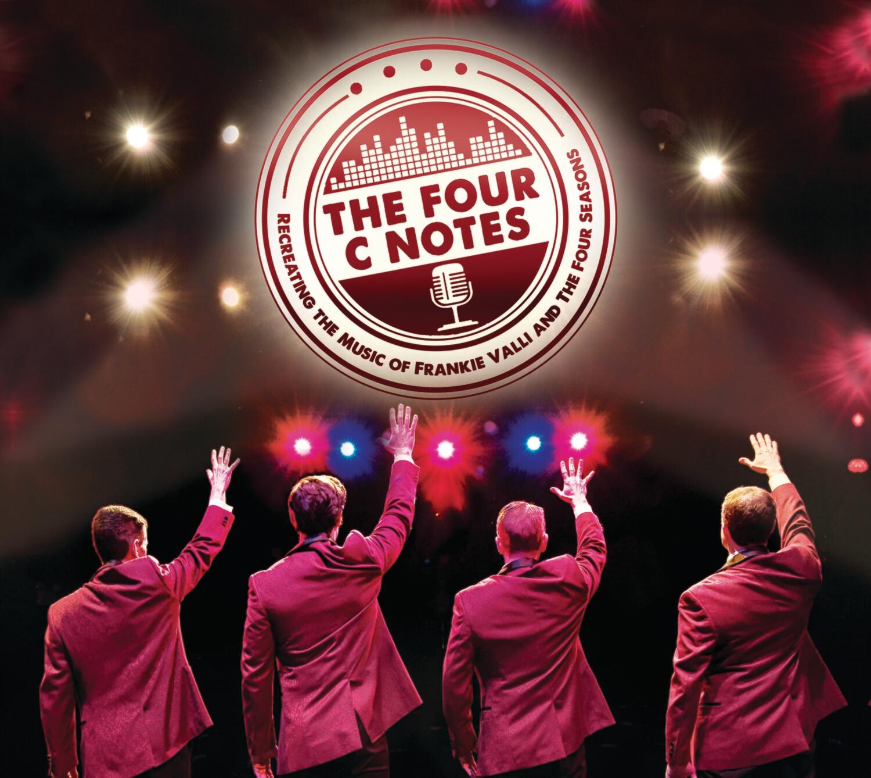 THE FOUR C NOTES Autographed Souvenir CD!