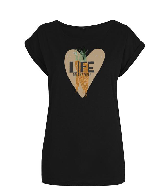 Life on the Veg T-Shirt