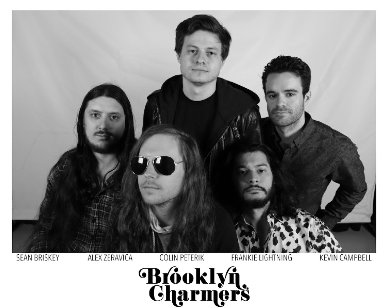 "Brooklyn Charmers Autographed 8"" x 10"""