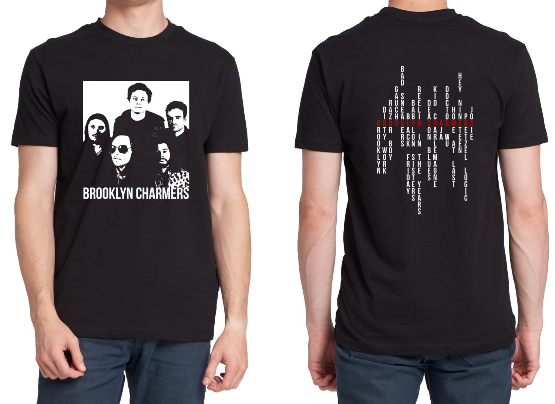 BC Threshold Unisex T-Shirt (Black)