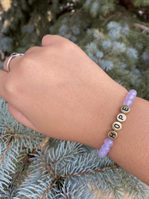 Letter Bracelets