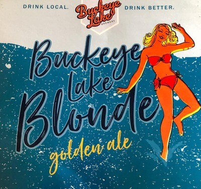 BUCKEYE LAKE BLONDE ALE