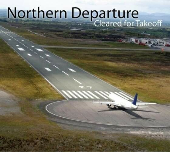 Northern Departure - Cleared for Takeoff