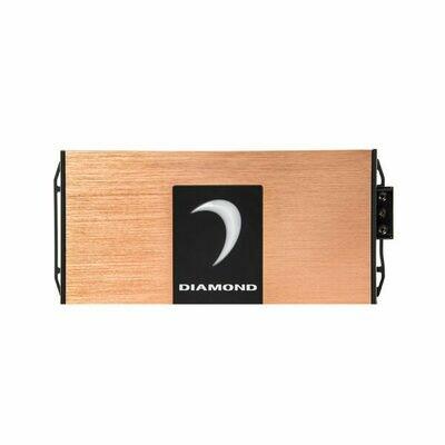 Diamond Audio Micro 4V2 600 WATT 4 Channel Amplifier