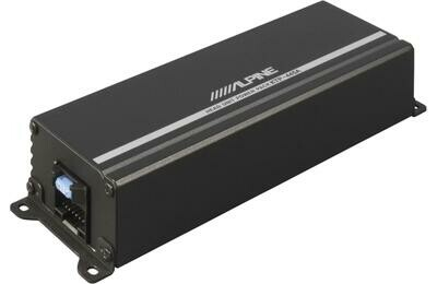 Alpine KTP-445A Power Pack Compact upgrade amplifier for your Alpine receiver — 45 watts RMS x 4
