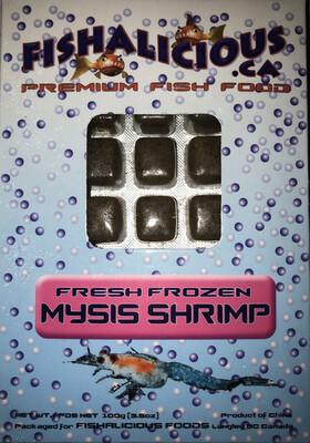 Frozen Mysis Cubes 3.5oz